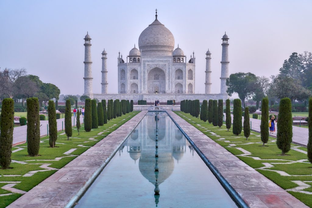 インドのタージ・マハル