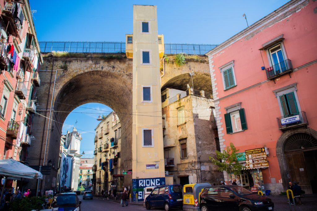 イタリアのナポリ