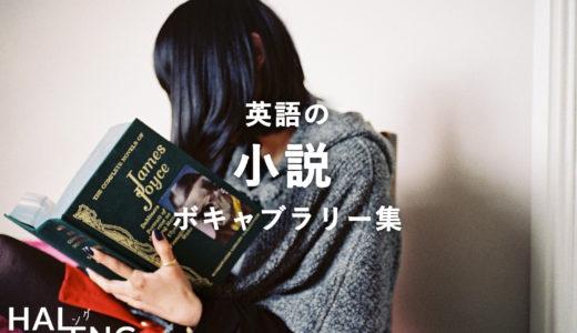 本の英語【小説】純文学、前日譚、時系列バラバラ、逆時系列 etc.