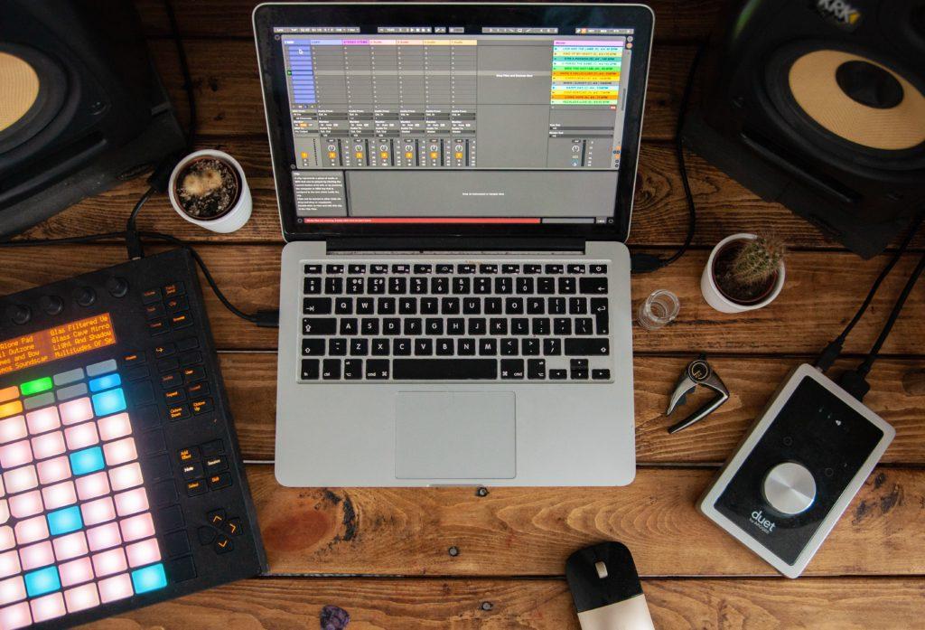 DTM音楽制作機材
