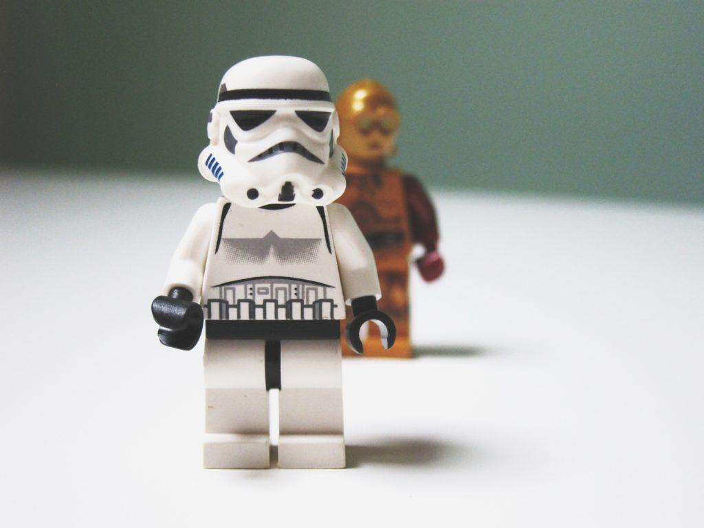 『スター・ウォーズ』のキャラクターのレゴ