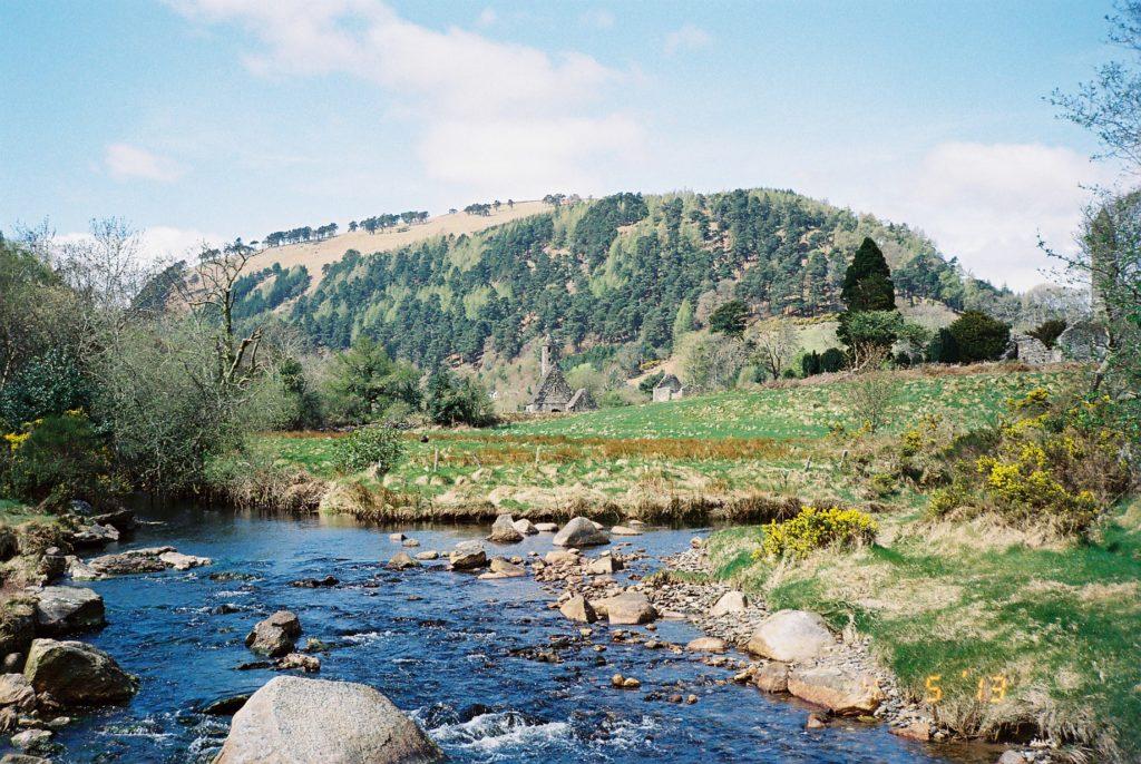 アイルランドのグレンダロッホ
