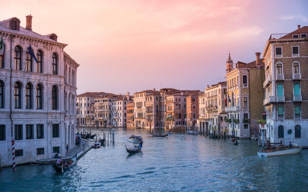 イタリアのベネチア